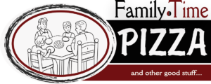 Family Time Pizza - Logo